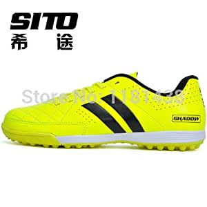 Amazon.com: Athletic Soccer shoes,zapatillas botas de futbol sala
