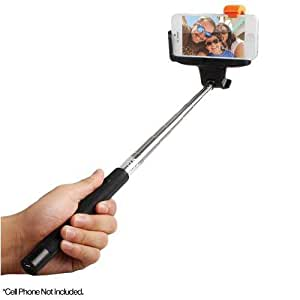 jamsonic bluetooth selfie stick jb ss101 office products. Black Bedroom Furniture Sets. Home Design Ideas