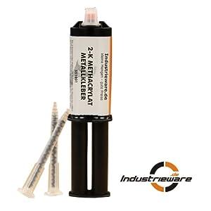 2K Metallkleber Industriekleber Methacrylat 28g Karosseriekleber