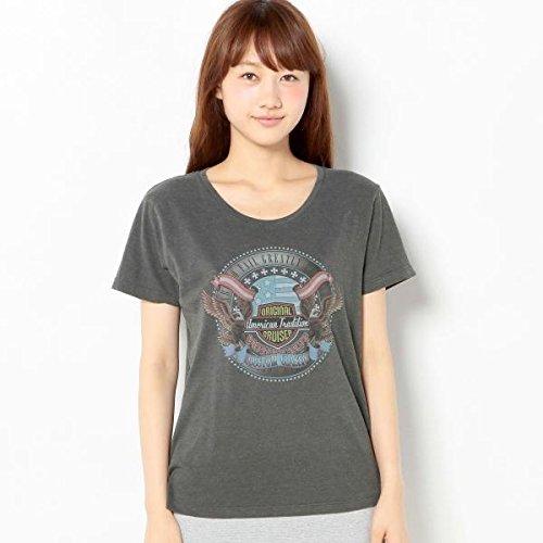 Amazon.co.jp: アナザーエディション(Another Edition) GOOD SPEEDプリントTシャツ(ホワイト、ブラック)【ブラック/フリー(00)】: 服&ファッション小物