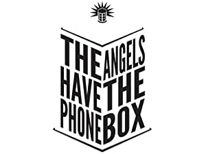 The Angels Have The Phone Box - Tardis - Vinyl Decal
