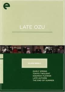 Criterion Collection: Late Ozu