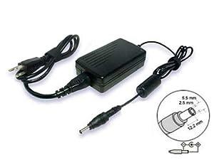 PowerSmart 90W Replacement Laptop AC Adapter for FUJITSU ADP-40MH AD, CA01007-0890, CA01007-0920, CA01007-0930, CA01007-0960, CP-293662-01, CP277622-02, CP293660-02, CP311808-01, FMV-AC312, FMV-AC314, FMV-AC315S, FMV-AC316, FMV-AC318, FMV-AC319, FMV-AC320, FMV-AC322, FPCAC23Z, FPCAC25, FPCAC26, FPCAC26AP, FPCAC26W, FPCAC26Z, FPCAC33, FPCAC33AP, FPCAC33W, FPCAC33Y, FPCAC34, FPCAC34AP, FPCAC44, FPCAC44AP, FPCAC44W, FPCAC46, FPCAC46AP, FPCAC46W, FPCAC51, FPCAC53, FPCAC57, FPCAC57AP, S26113-E545-V55-01, S26391-F2474-L500, S26391-F2474-L600, SED80N2-19.0