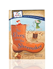 First Readers The Elves & The Shoemaker Story Book