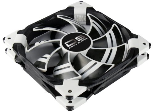 Aerocool Fan Cooling For Pc, Ds 120Mm (White)