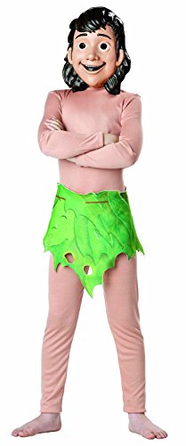 Jungle Book: Mowgli Kids Costume - 1