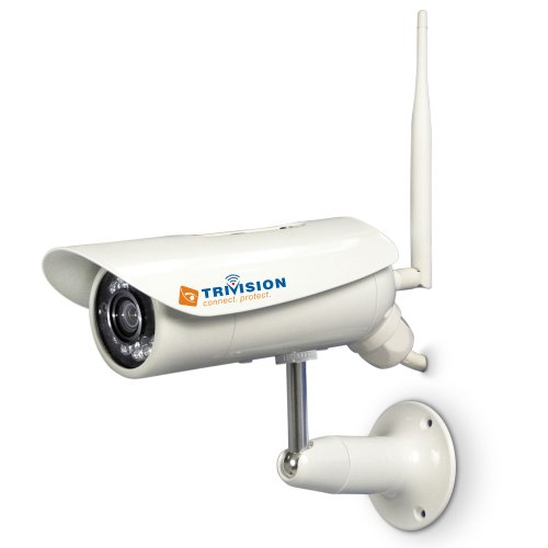 TriVision NC-336PW HD 1080P Wireless Outdoor Home Security Camera System