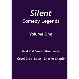 Silent Comedy Legends - Volume One