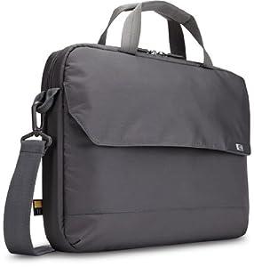 Case Logic MLA-116 15.6-Inch Laptop and iPad® Attaché (Gray)