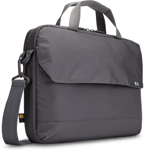 Case Logic Mla-116 15.6-Inch Laptop And Ipad® Attaché (Gray)