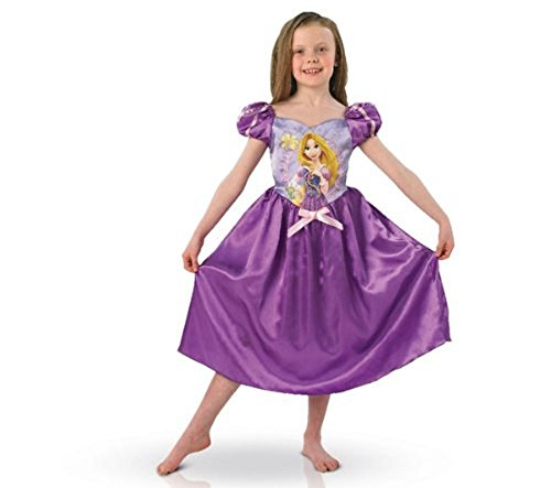 Classic Rapunzel Story Time Costume - Kids - Medium