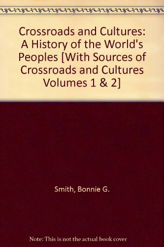 Crossroads and Cultures & Sources of Crossroads and Cultures V1 & V2