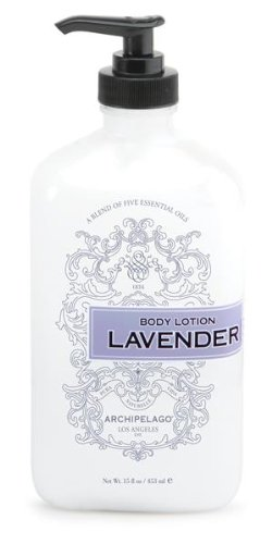 Archipelago Botanicals Lavender Body Lotion 15 Oz