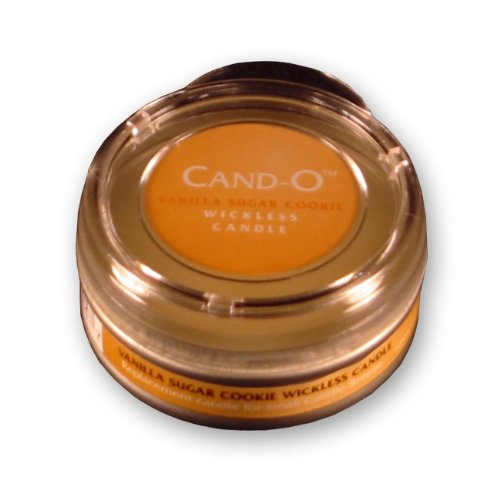 New - Candle Breeze Small Cand-o Vanilla by Candle Breeze