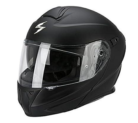 Casque de moto noir mat 920 SCORPION EXO