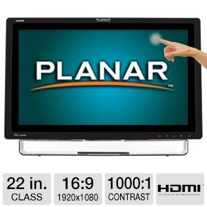 Planar PXL2240MW 997-7144-00 22-Inch Screen LCD