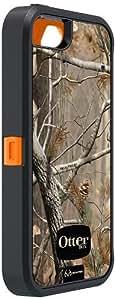 Otterbox Phone Case (Orange)