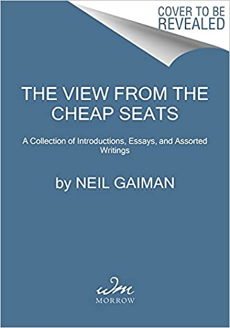 The View from the Cheap Seats: Selected Nonfiction.