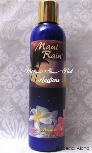 Hawaiian Maui Rain Tropical Moisture Body Lotion 8.5 oz (Maui Rain Perfume compare prices)
