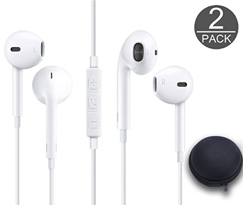 Snow White Earphone Earbuds