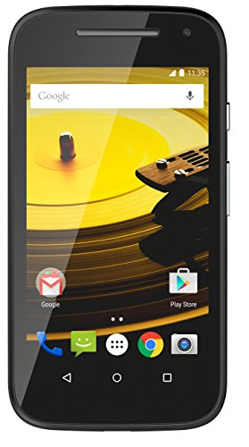Moto E 2nd Generation XT1506 (3G, Black)