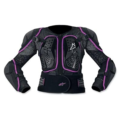 New Alpinestars Stella//Womens Black Med//MD Tech Spoiler