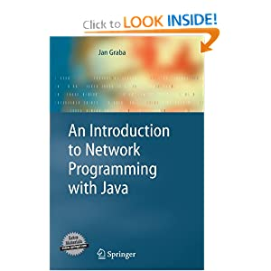 An Introduction To Network Programming With Java Jan Graba