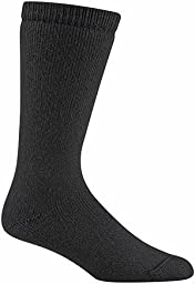 Wigwam Men\'s 40 Below Socks,XX-Large,Black