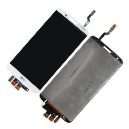 Full Lcd Screen Display +Touch Digitizer Assembly For Lg Optimus G2 Ls980 Vs980 D800 (White)