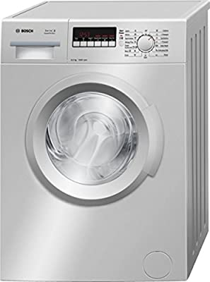 Bosch WAB20267IN Fully-automatic Front-loading Washing Machine (6 Kg, Silver Inox)