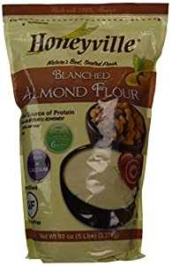 Blanched Almond Meal Flour, 5 lbs.