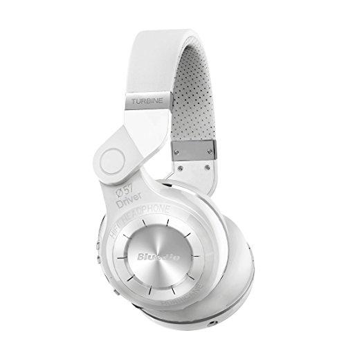 Bluedio-T2-Turbine-2-Bluetooth-stro-Casque-sans-fil-Bluetooth-41-couteur-Circum-Auriculaire-Casque-Blanc