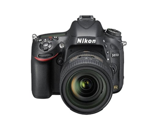 Nikon-D610-242-MP-Digital-SLR-Camera-Black-with-Body-Only