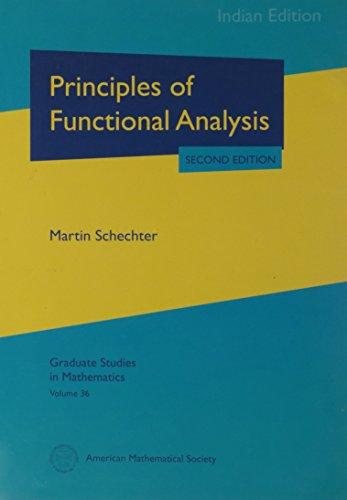 Principles of Functional Analysis