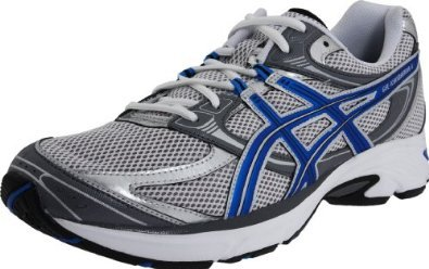 002a3e4c755 ASICS Men s GEL Kanbarra 6 T138N 0147 Running Shoe White Jet Blue Charcoal  8 M US