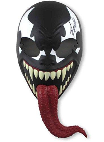 Stan Lee Spider-Man Venom Mask Signed Certified Authentic PSA/DNA