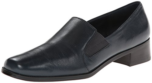 Trotters donna Ash Loafer,Marina Militare Kid,8.5 S