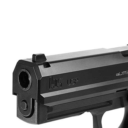 Details for H&K® USP .177 cal. BB CO2 Pistol by H&K