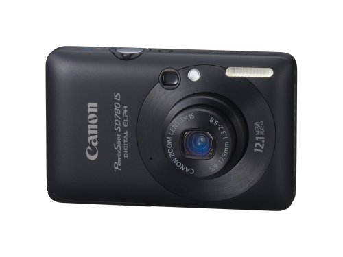 Canon PowerShot SD780IS12.1 MP