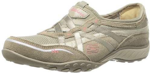 Skechers BreatheEasy, Damen Sneakers, Grau (TPE), 40 EU Picture