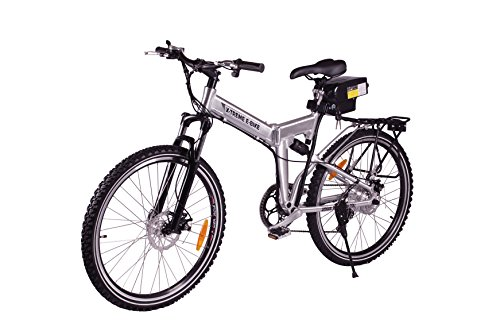 X-Treme Aluminum Folding Electric Bicycle - Xb-310Li