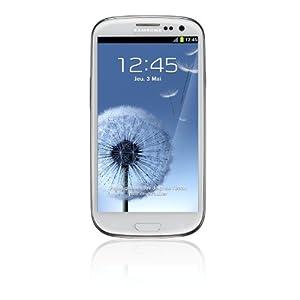 Samsung Galaxy S III Smartphone 3G+ Android 16 Go Blanc