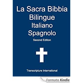 La Sacra Bibbia Bilingue Italiano Spagnolo