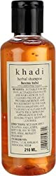 Khadi Herbal Henna Tulsi Shampoo, 210ml