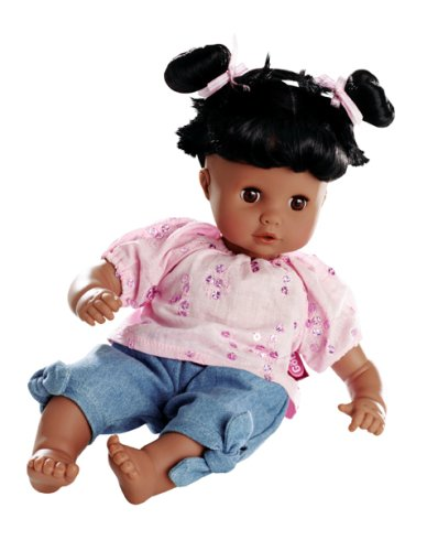 Gotz 13-Inch, MUFFIN , AFRICAN AMERICAN with hair, girl - Buy Gotz 13-Inch, MUFFIN , AFRICAN AMERICAN with hair, girl - Purchase Gotz 13-Inch, MUFFIN , AFRICAN AMERICAN with hair, girl (Gotz, Toys & Games,Categories,Dolls,Baby Dolls)