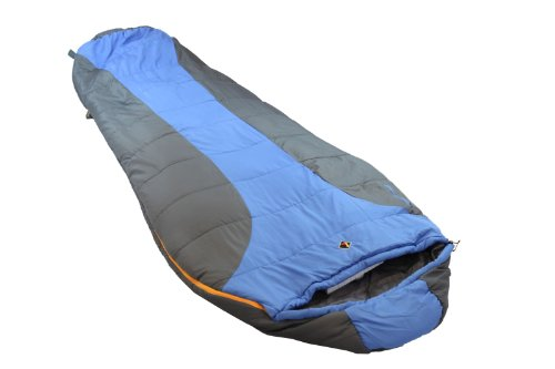 Ledge Sports X-Lite +20 F Degree XL Oversize Ultra Light Design, Compact Sleeping Bag (88 X 36 X 26)