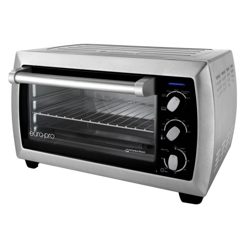Used Europro Stainless Convection Countertop Oven
