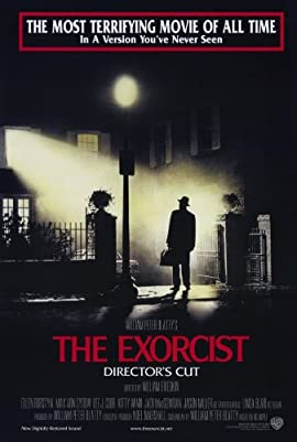 The Exorcist 27x40 Movie Poster (1974)