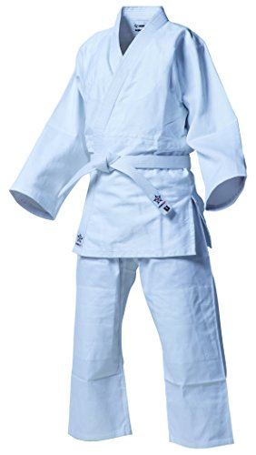 NICEGUY (nice guy) Beginner class schools for teaching Judo wear NGB--170/cm/4 down / white belt set NGB-40 white cm/4-170