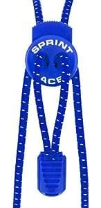 """Sprint Laces - elastische Schuhbänder für Running, Triathlon, Trekking, Fitness, Freizeit, etc. Farbe """"Royal Blue"""""""